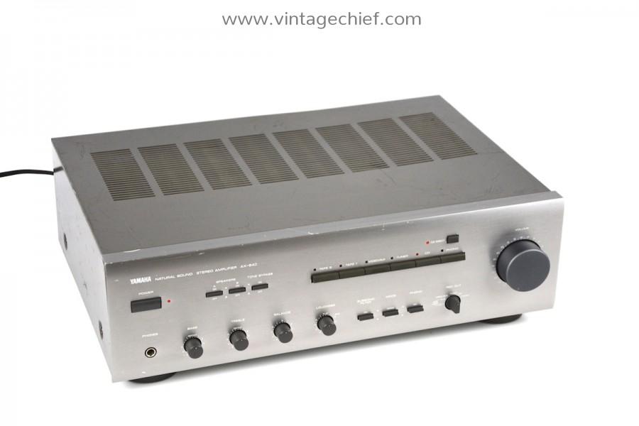 Yamaha AX-540 Amplifier