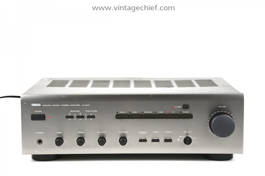 Yamaha AX-540 Amplifier