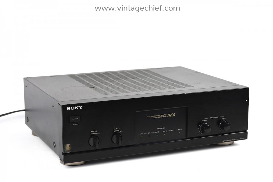 Sony TA-N220 Power Amplifier