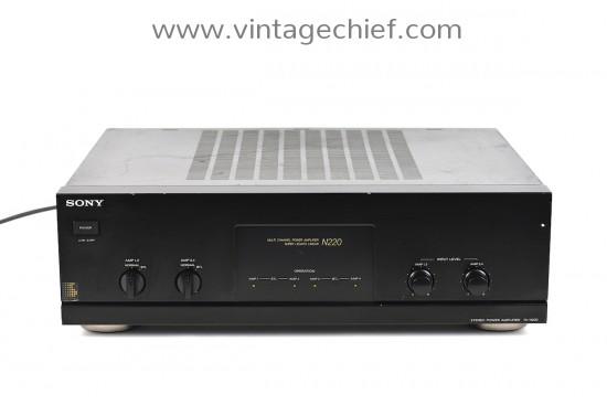 Sony TA-N220 Power Amplifier