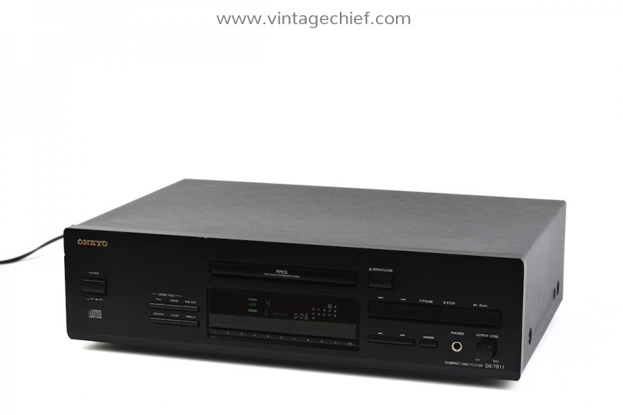 Onkyo DX-7511 CD Player