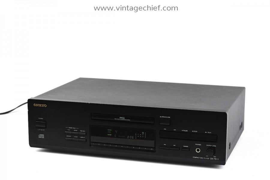 Onkyo DX-7511 CD Player