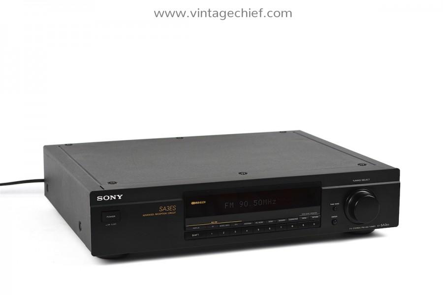 Sony ST-SA3ES FM / AM Tuner