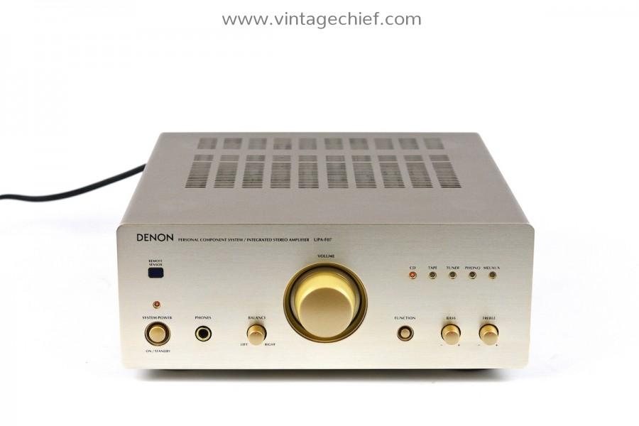 Denon UPA-F07 Amplifier
