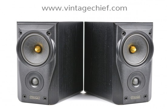 Mission 750 20th Anniversary Limited Edition Farad Azima Speakers