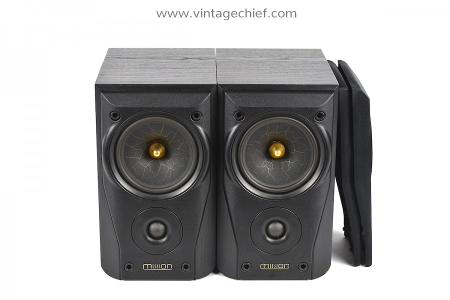 Mission 750 20th Anniversary Limited Edition Farad Azima Speakers