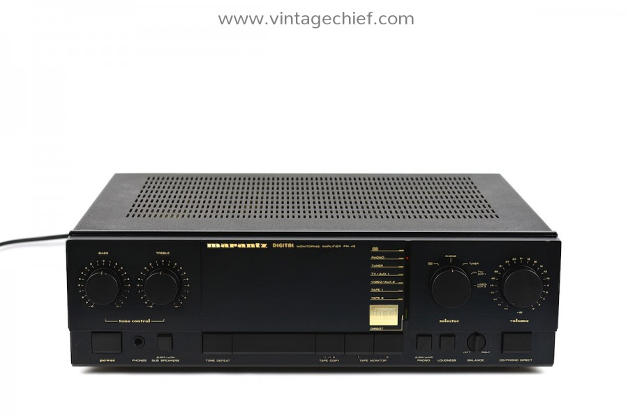 Marantz PM-45 Amplifier