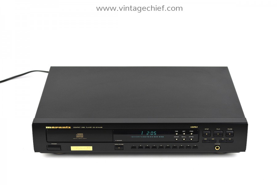 Marantz CD-67 MKII OSE CD Player