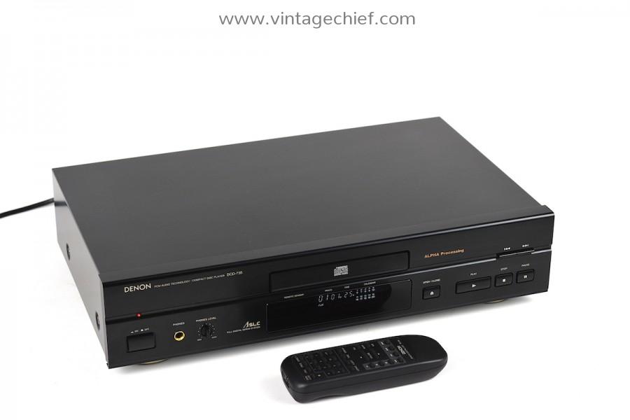Denon DCD-735 CD Player