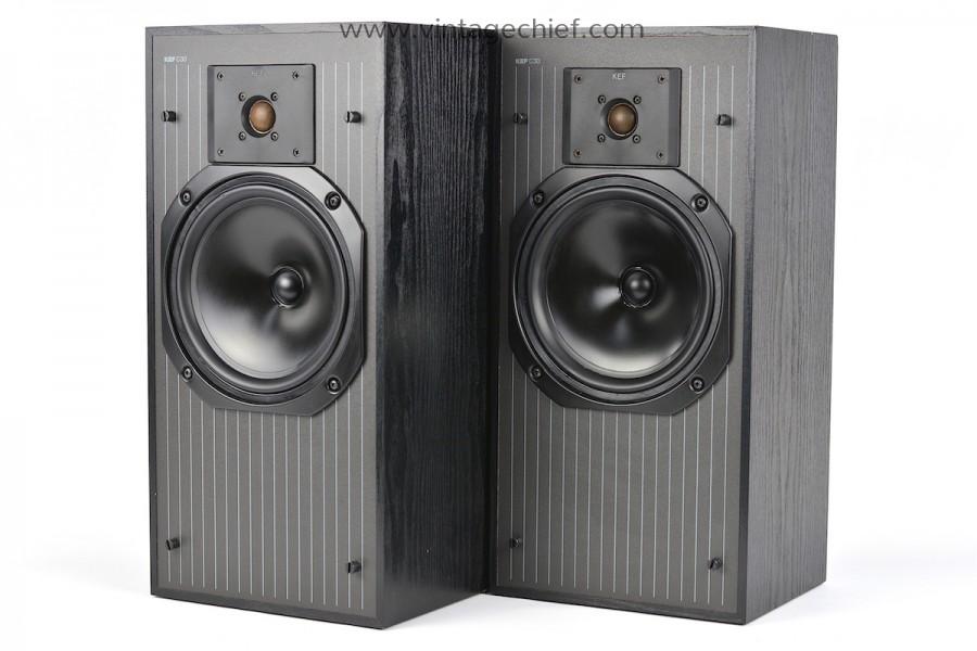 KEF C30 Speakers