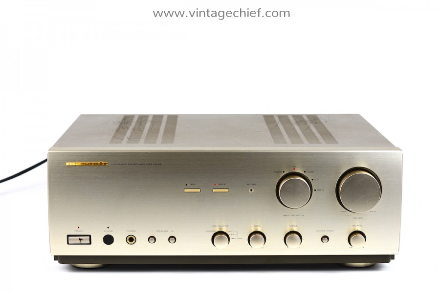 Marantz PM-68 Amplifier