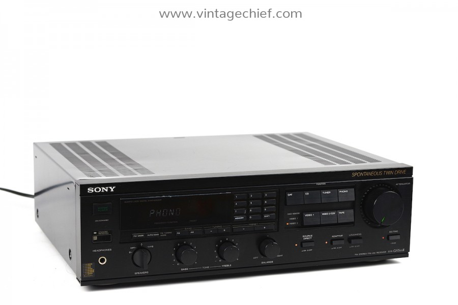 Sony STR-GX5ESII Receiver