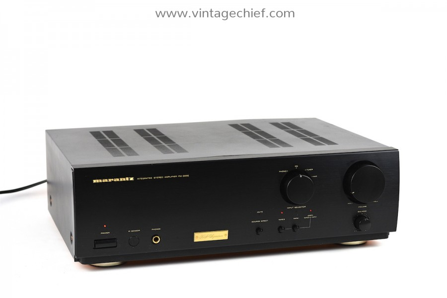 Marantz PM-66SE KI Signature Amplifier