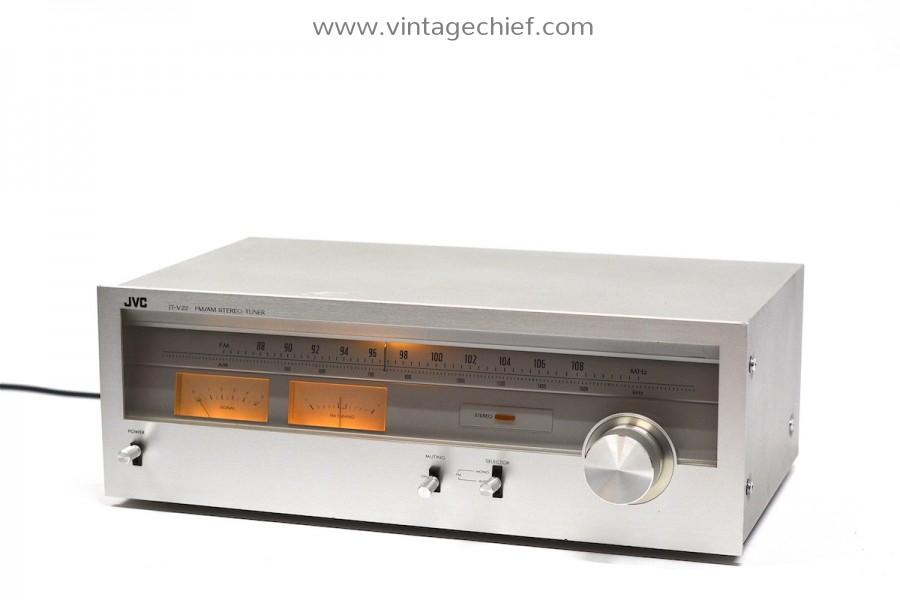JVC JT-V22 FM / AM Tuner