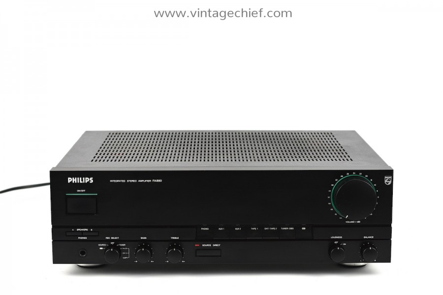Philips FA-880 Amplifier