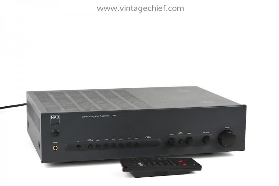 NAD C350 Amplifier