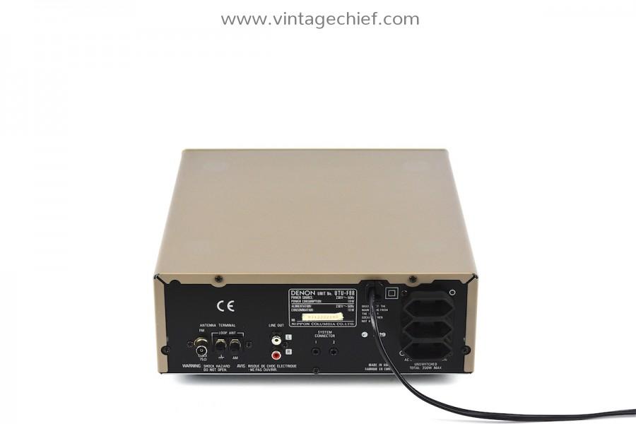 Denon UTU-F88 FM / AM Tuner