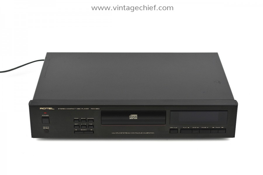 Rotel RCD-950 CD Player
