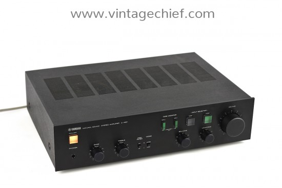 Yamaha A-450 Amplifier