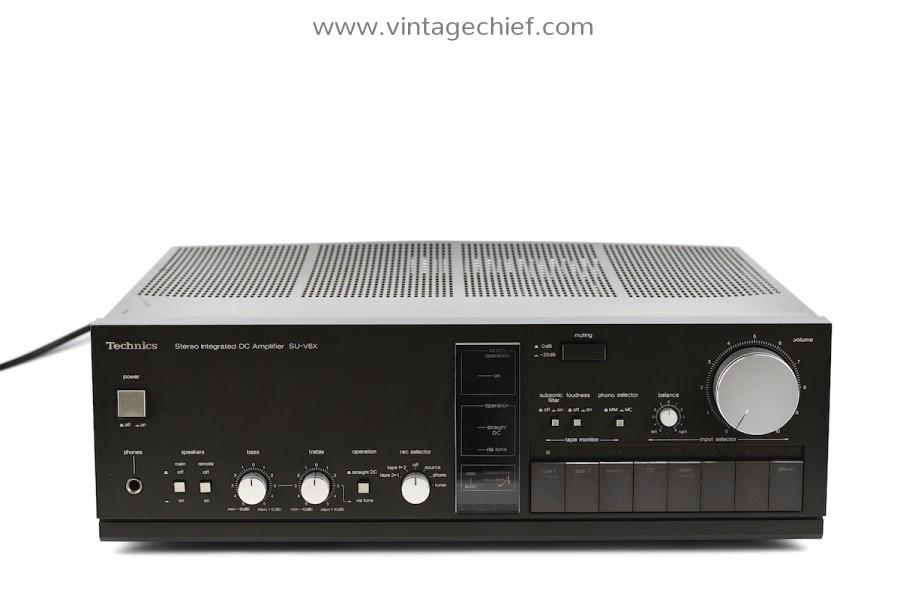 Technics SU-V6X Amplifier