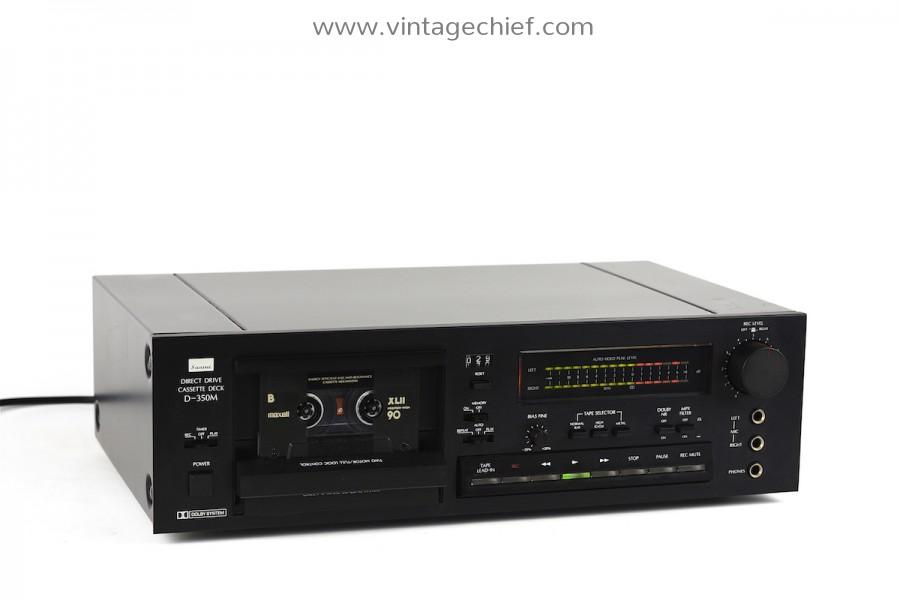 Sansui D-350M Cassette Deck