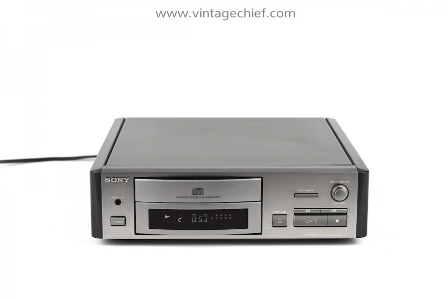Sony CDP-S1 CD Player