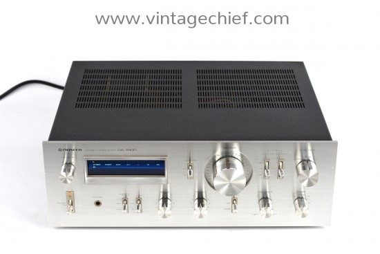 Pioneer SA-7800 Amplifier
