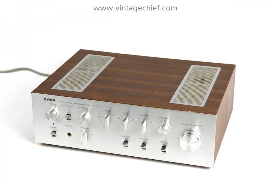 Yamaha CA-600 Amplifier