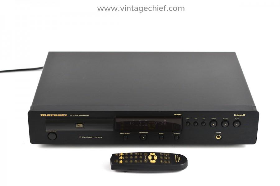 Marantz CD6000 OSE CD Player