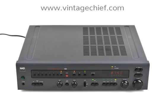 NAD 1600 Monitor Series Preamplifier Tuner