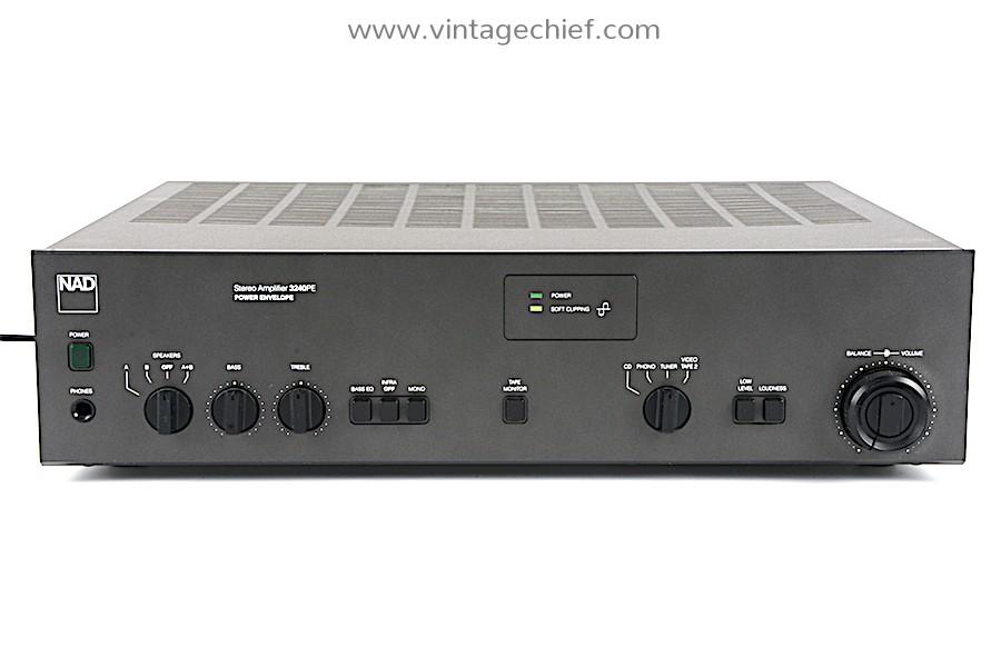 NAD 3240PE Amplifier