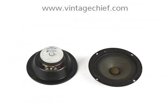 Scott 022-1130-052 Mid-Range Speakers (2x)