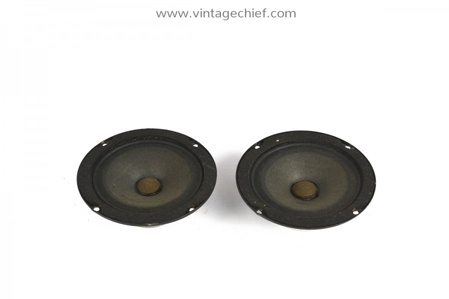 Scott 022-1130-052 Mid-Range Speakers (2x)