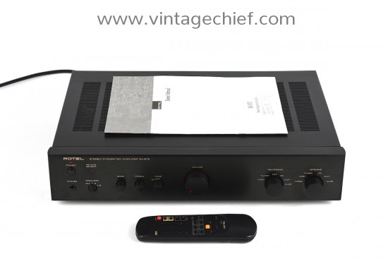 Rotel RA-972 Amplifier