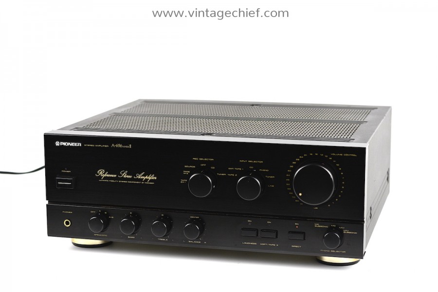 Pioneer A-656 Mark II Reference Amplifier