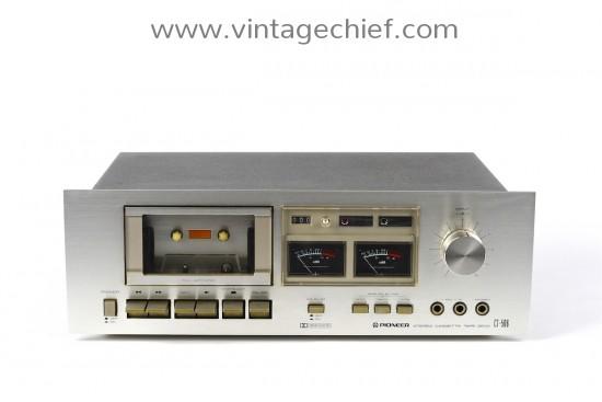 Pioneer CT-506 Cassette Deck