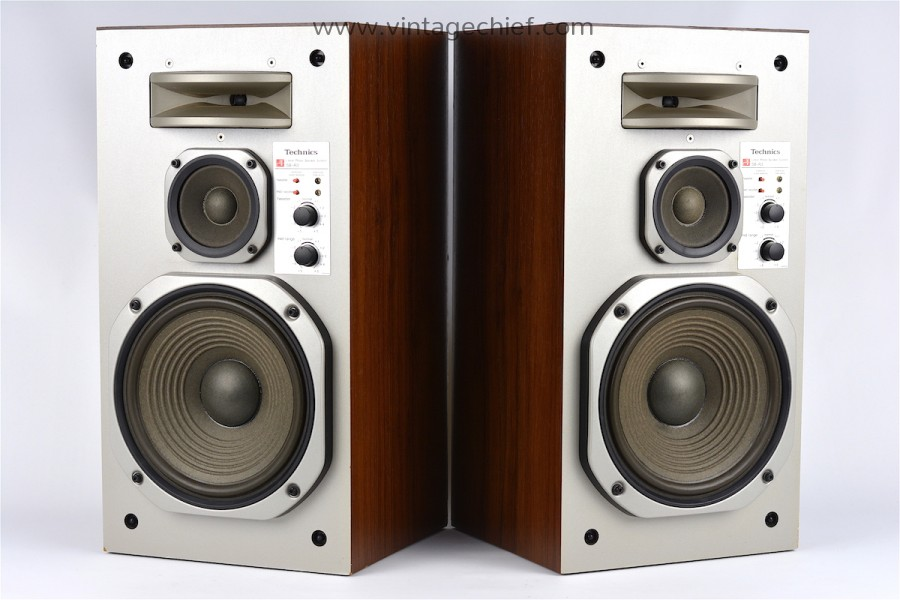 Technics SB-R3 Speakers