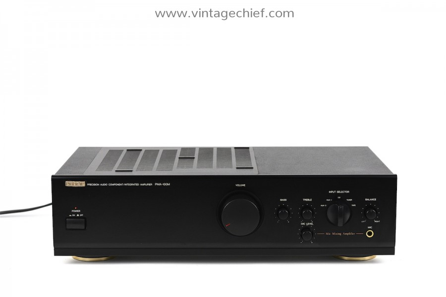 Denon PMA-100M Amplifier