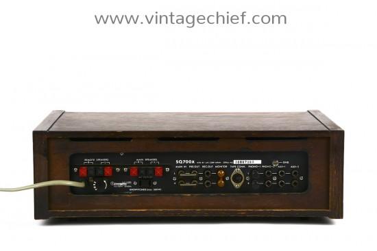 Luxman SQ-700X Amplifier