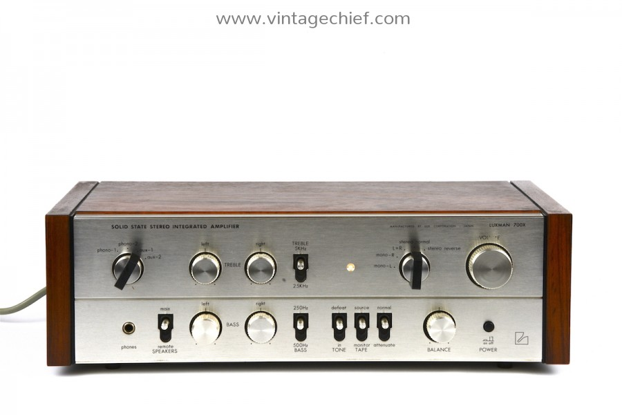 Luxman SQ-700X Amplifier