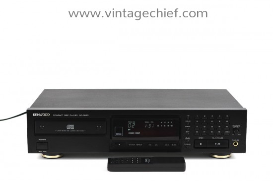 Kenwood DP-3020 CD Player