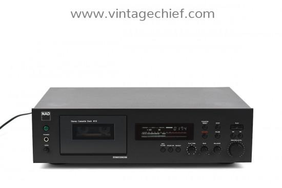 NAD 613 Cassette Deck