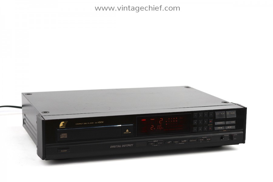 Sansui CD-X501i CD Player