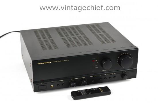 Marantz PM-62 Amplifier