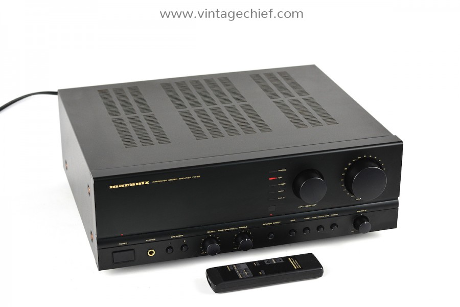 Marantz PM-62 Amplifier