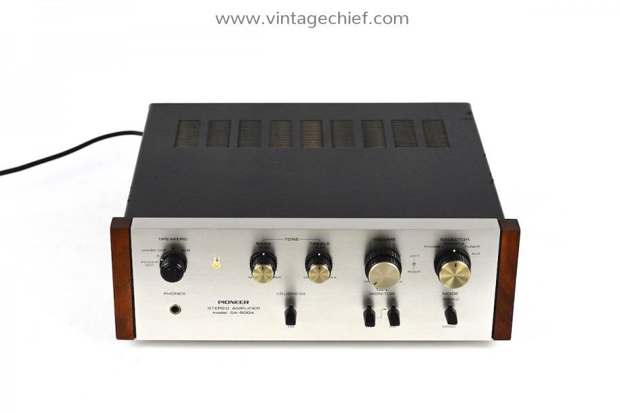 Pioneer SA-500A Amplifier