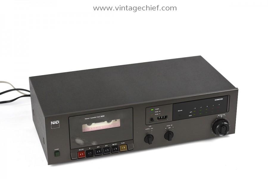 NAD 6220 Cassette Deck
