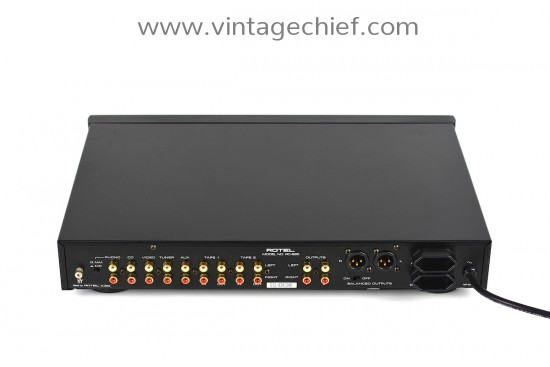 Rotel RC-995 Preamplifier