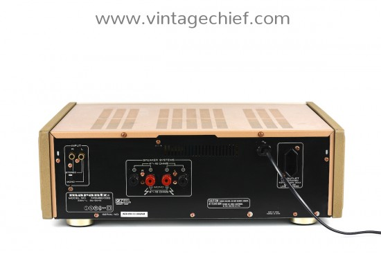 Marantz SM-80 Power Amplifier