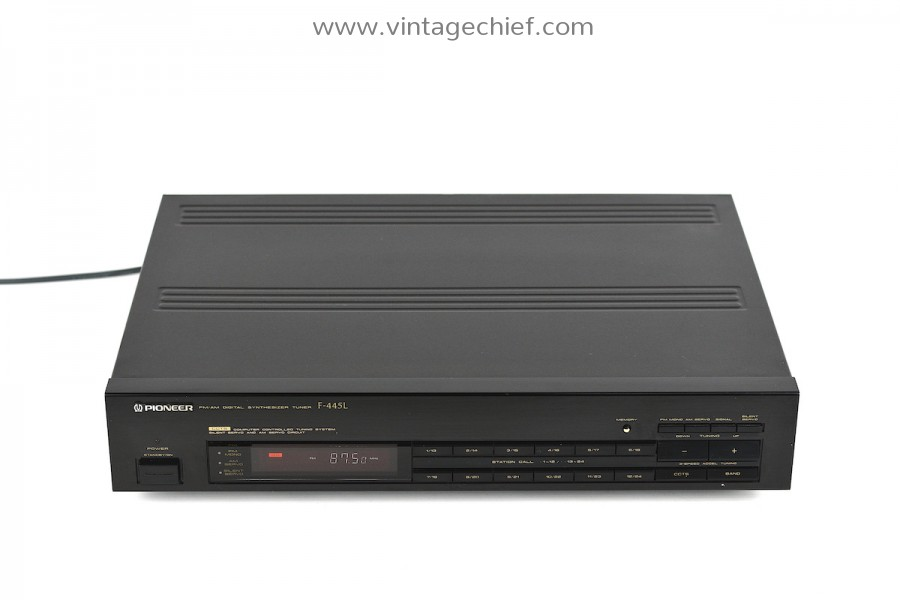 Pioneer F-445L FM / AM Tuner